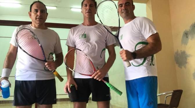 Jornada de Squash 14/09