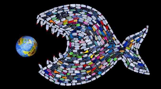 No más plásticos en nuestra comida